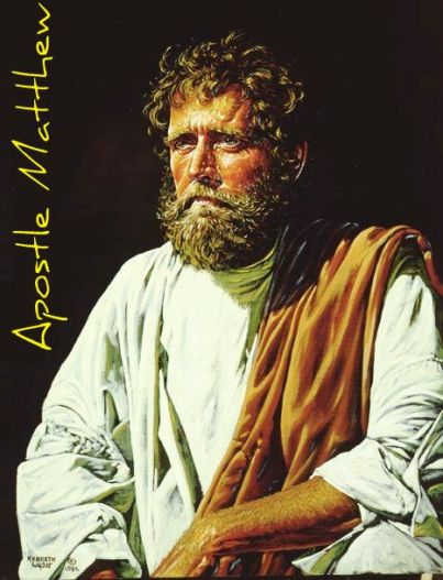 Image result for the apostle Matthew